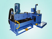 Steel cord wire drawing machine